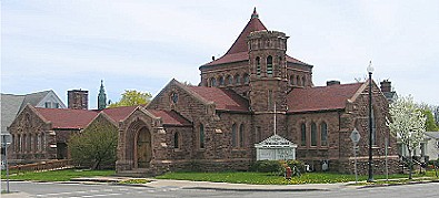 Pullman Memorial Universalist Church 2011