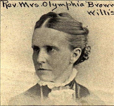 Olympia Brown