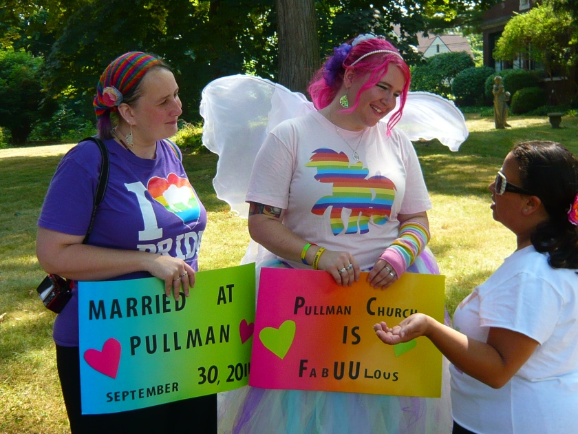 Rochester Pride Parade 2012