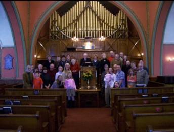 PMUC congregation
