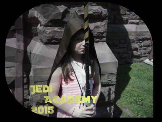 Jedi Academy Summer Camper