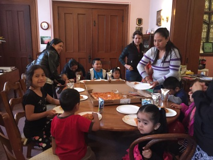 Migrant Mothers' meeting